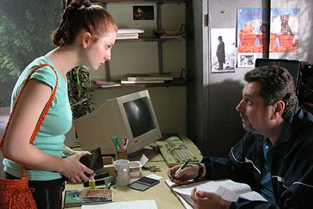 Discutie birou administrator