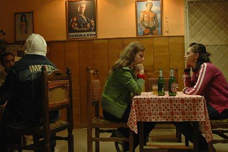 Ioana si Maria la bar Pietrosita