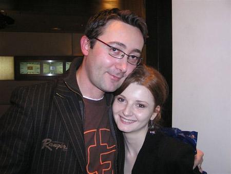 Tudor Giurgiu si Ioana