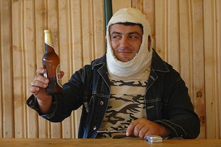 Yasser Arafat local